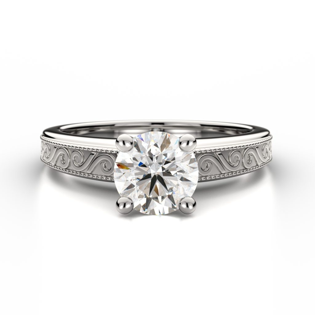 engagement ring designs | custom engagement ring designs